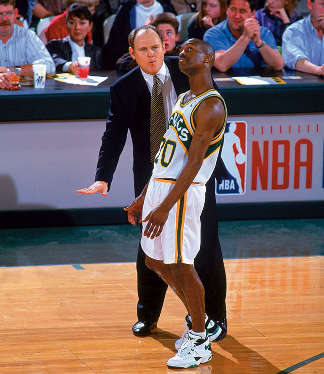 The Gloves Shoes Gary Payton