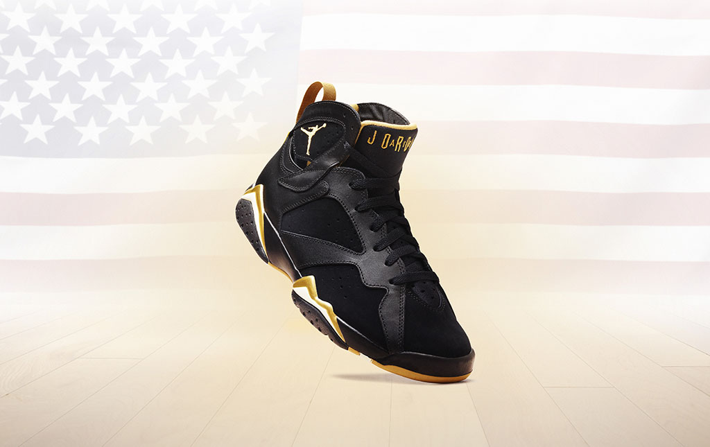 Air Jordan Golden Moments Pack Official VII 7 (1)