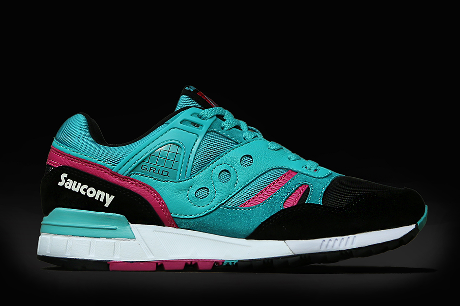 Saucony Grid SD Retro Early Look | Sole Collector