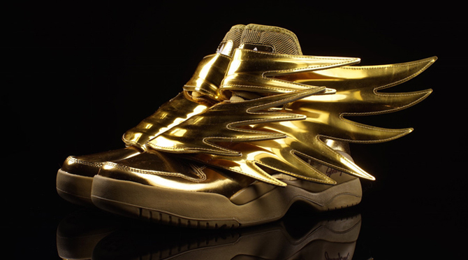 Jeremy Scott and adidas Go for the Gold  969c996881