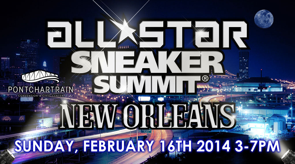 Highlights from the All Star Sneaker Summit in New Orleans