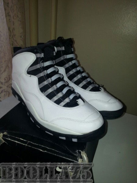 Spotlight // Pickups of the Week 4.14.13 - Air Jordan X Steel by bdollaz5