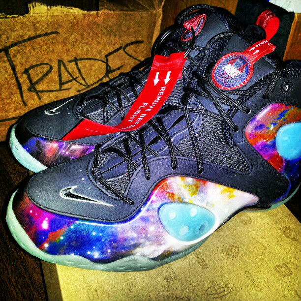 Sole Collector x Nike Zoom Rookie Galaxy Release Recap - the_jeanius