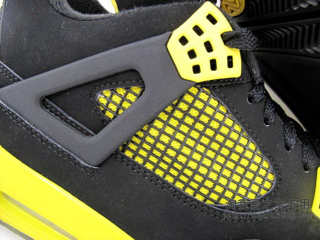 Air Jordan IV 4 Thunder 308497-008 (6)