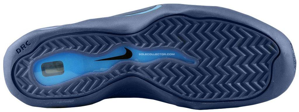 online store e0d50 4bb16 Nike Air Bakin Navy Blue-Silver 316383-400 Release Date (5)