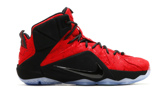 pretty nice 92b60 1031d Images via atmos. by Brendan Dunne. The Nike LeBron 12 ...