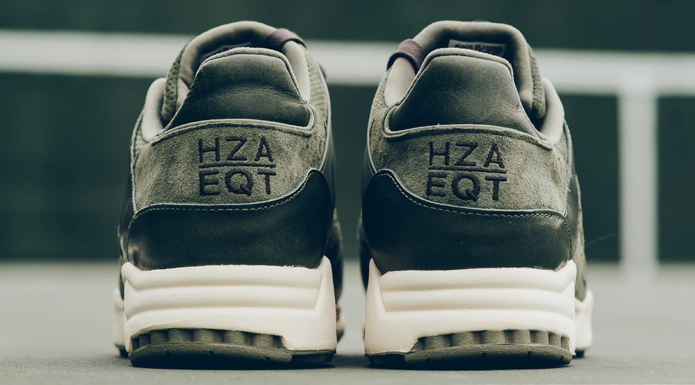 factory authentic 37cc0 a9eb7 Adidas EQT Takes It Back to Germany   Sole Collector