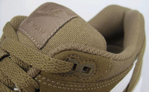 Nike Air Max 1 Brown Kelp White Eneste samler  Sole Collector