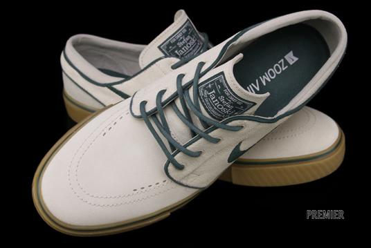 e45be9e63a058 Nike SB Stefan Janoski - Birch Noble Green - Now Available