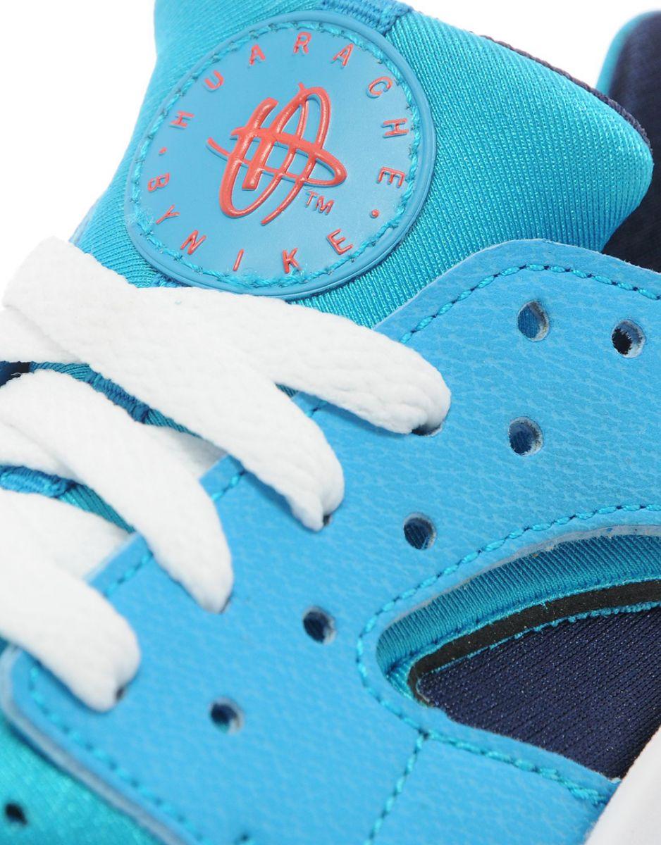 Nike Air Huarache Junior Blue