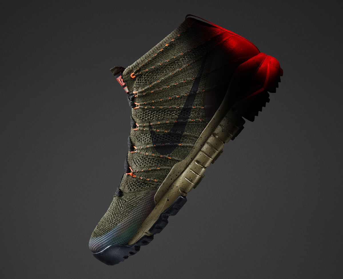 Nike Prepares for Winter by Blending Boots and Sneakers