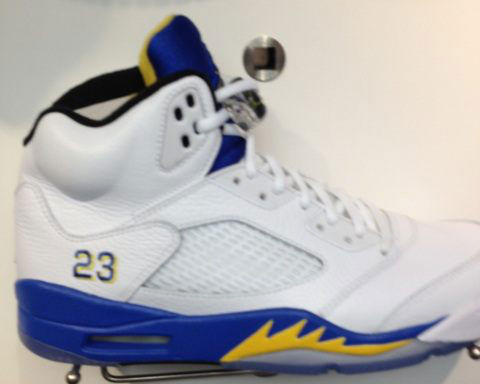 Jordan Brand Holiday 2013 Retro Release Preview Air Jordan V 5 Laney