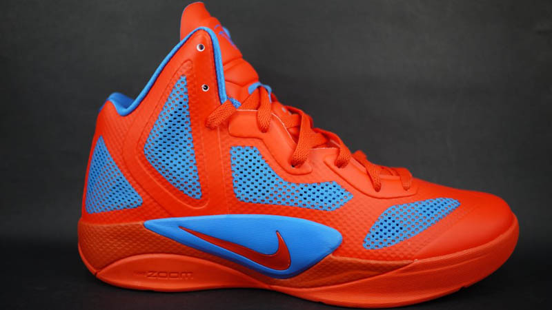 69c985b4c513 Nike Zoom Hyperfuse 2011 - Russell Westbrook Player Edition