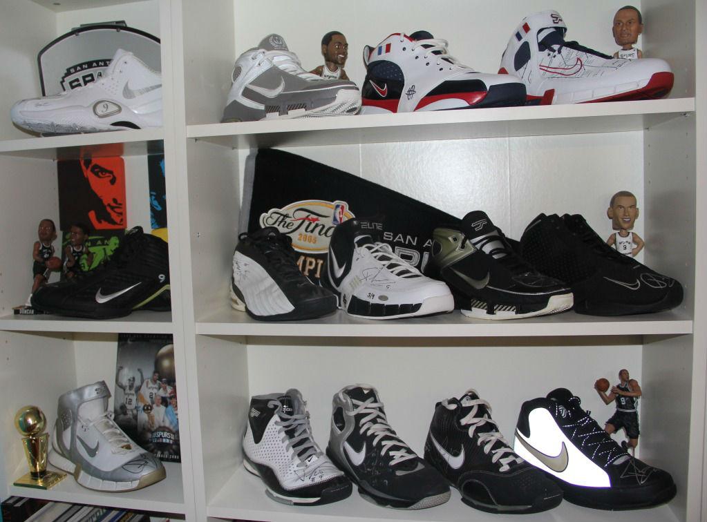 Collector Julien Nike Parker Spotlight Tony X Cluzel's Collection wx1xr