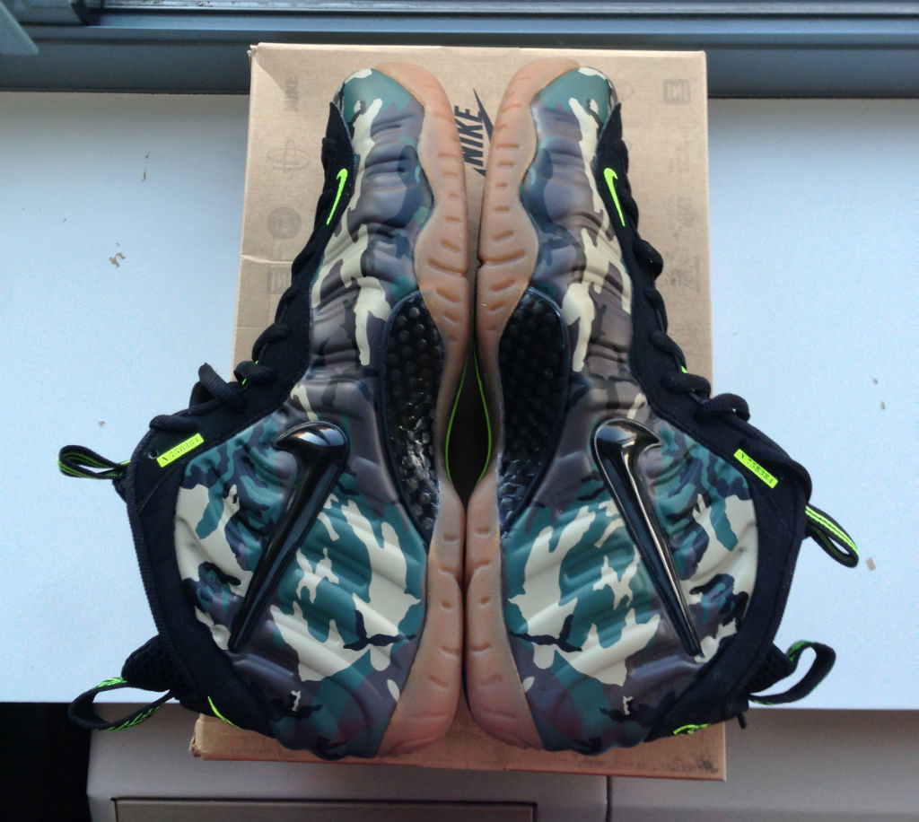 Nike Air Foamposite One - Army Camo (6)