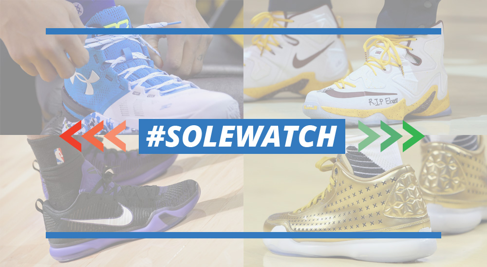 #SoleWatch: NBA Power Rankings for November 29