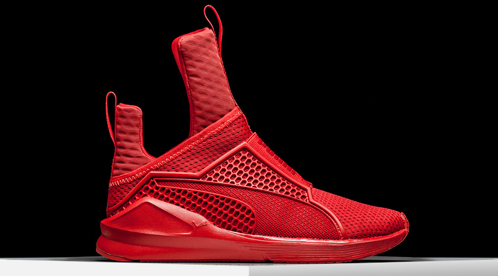 Rihanna Designs an All-New Sneaker for Puma. The Fenty Trainer ... 232dbe0f0