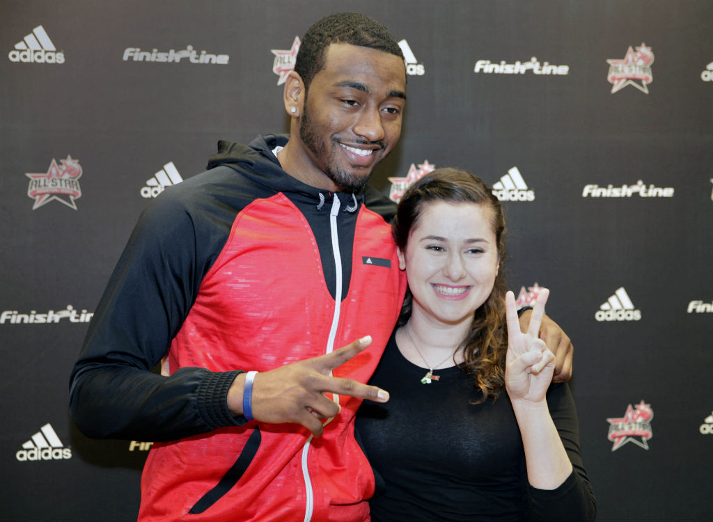 adidas Tips Off NBA All-Star Weekend - John Wall (2)