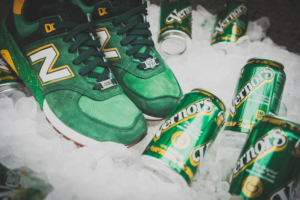 Burn Rubber x New Balance 572 Vernors (5)