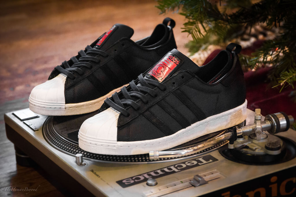 Keith Haring x RUN DMC x adidas Originals Superstar 80s Packer Shoes Launch Event (11)