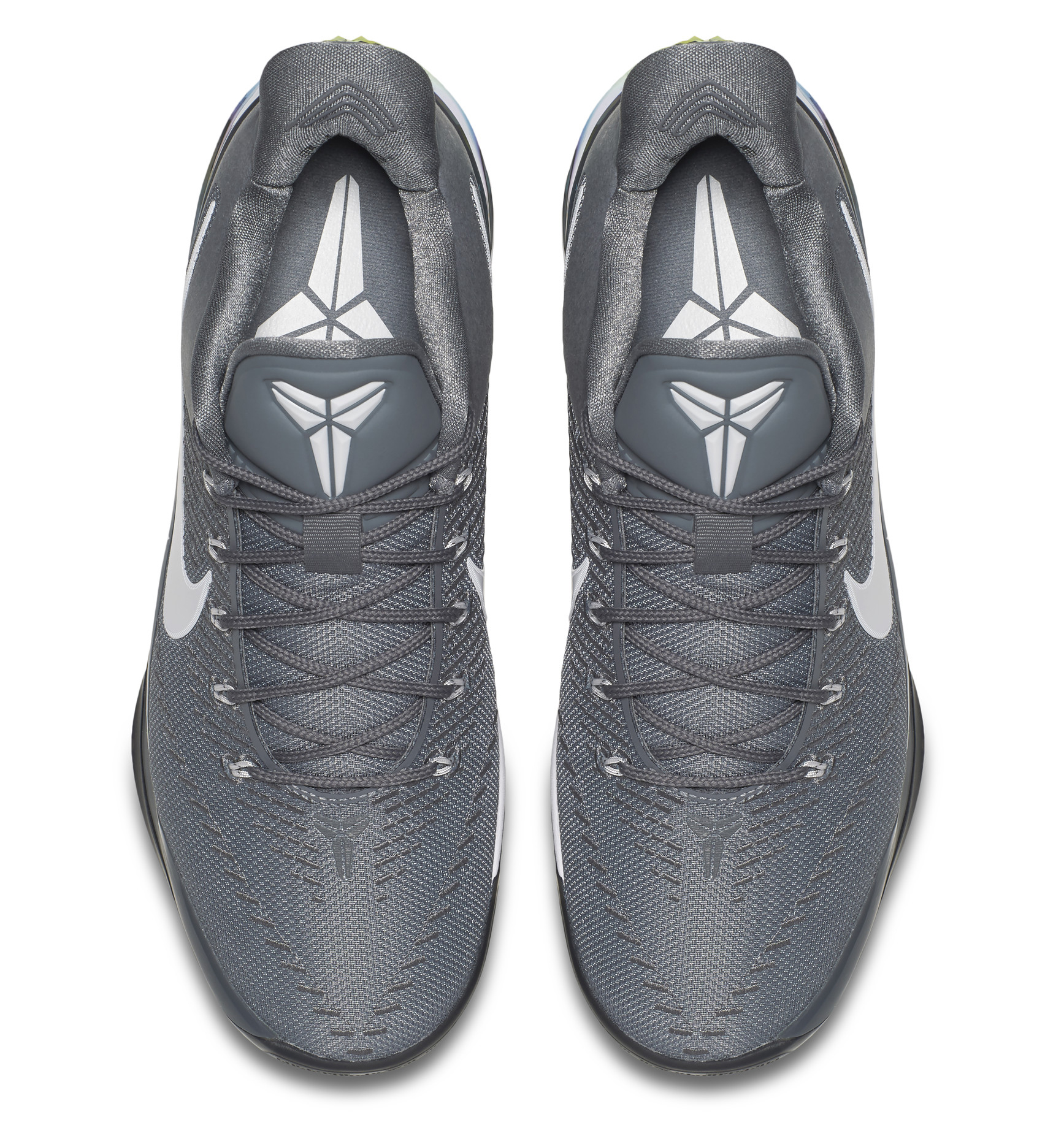 ... Kobe AD Grey White Top Image via Nike ... d646576c2