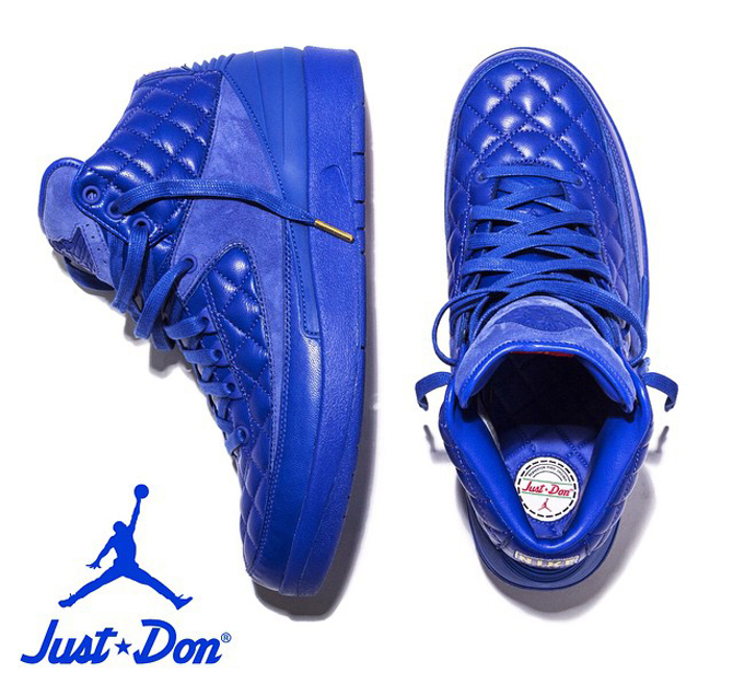 best loved 9d37c 3f97b Don C drops the first official image of his Jordan 2s, which may or may not  be made in Italy.