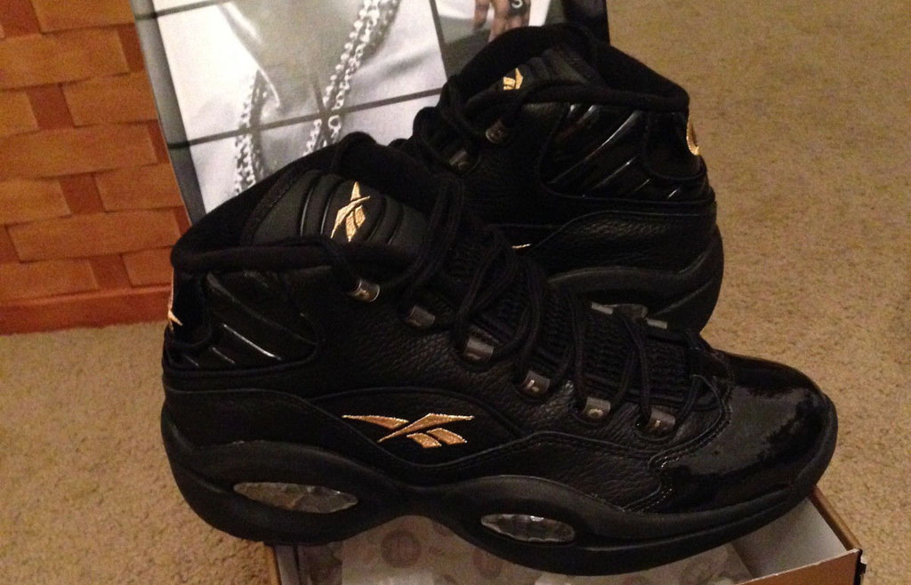 Reebok Question 10th Anniversary