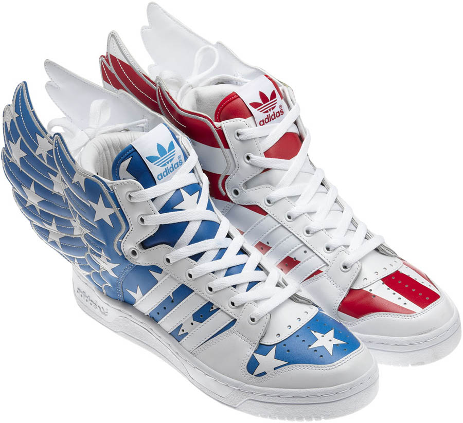 4c6ddde056bf7 adidas Oriignals by Jeremy Scott - Spring Summer 2012 - JS Wings 2.0 Flag  V24619