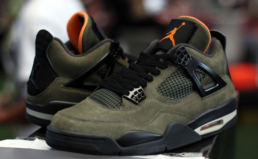 air jordan 4 undefeated