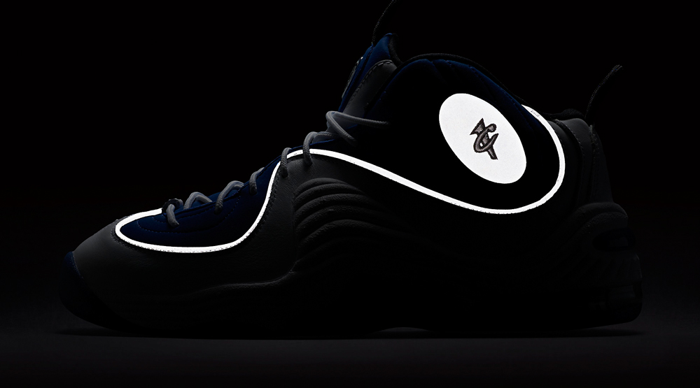 1de90cf62fd3 The Nike Air Penny 2 Retro Is Here. In an OG colorway.