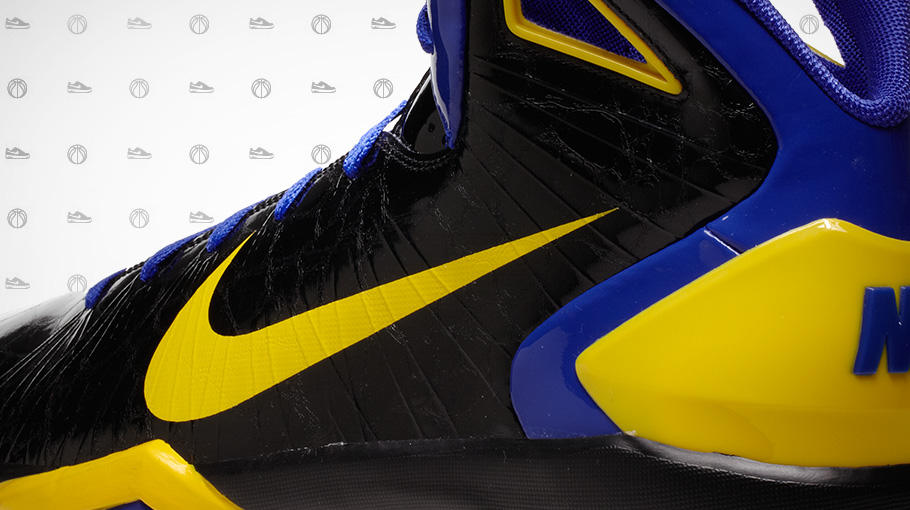 Nike Hyperdunk 2010 - Lamar Odom Away PE  cfddf2acd8