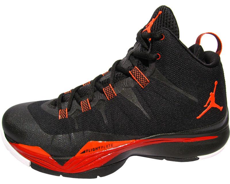 buy online 07e43 c7b52 Jordan Super.Fly 2 Black Red 599945-018 (1)