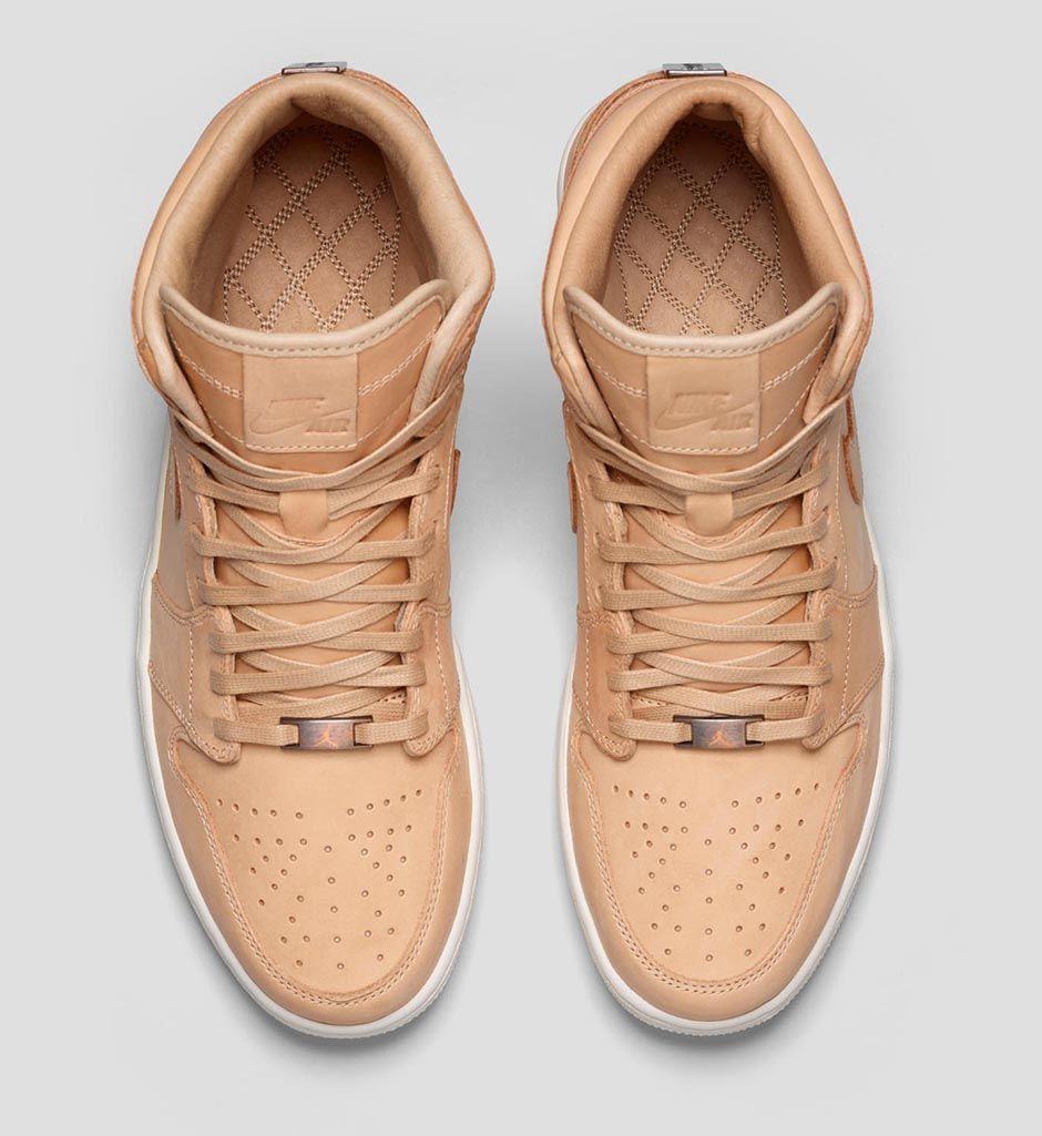 outlet store cbad8 28493 Release Date  Air Jordan 1 Pinnacle  Vachetta Tan