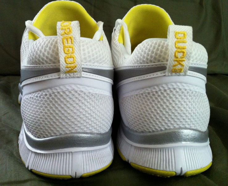 Nike Free Trainer 5.0 V4 Oregon Ducks Spring Game (4)