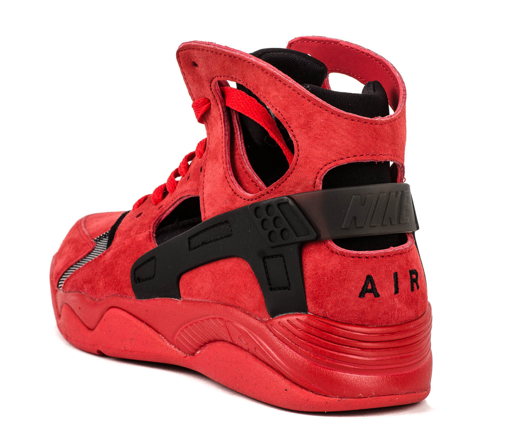 air flight huarache kids red