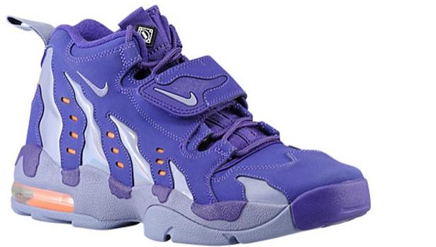 Nike Air DT Max '96 Court Purple/Iron Purple-Atomic Orange