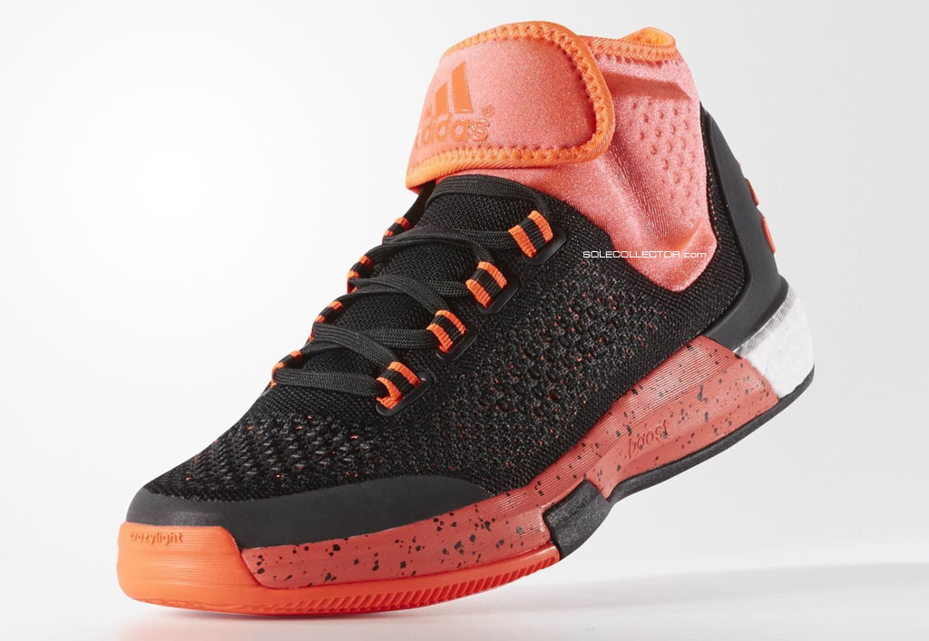 official photos 9994b a5a2c There Will Be an adidas Crazylight 2015 Boost Mid   Sole Collector