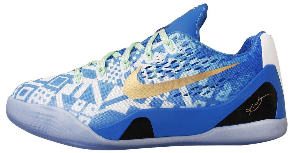 sports shoes b81e0 8331b Nike Kobe IX 9 EM GS Hyper Cobalt Release Date 653593-400 (1)