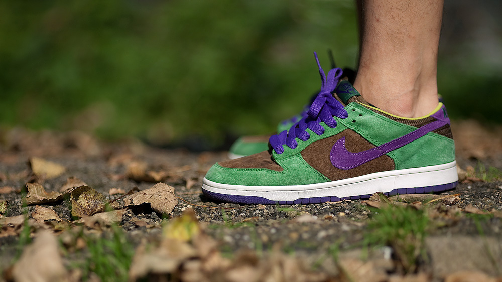finest selection af1bf c1dc8 SHOOTO in the Nike Dunk Low Pro B