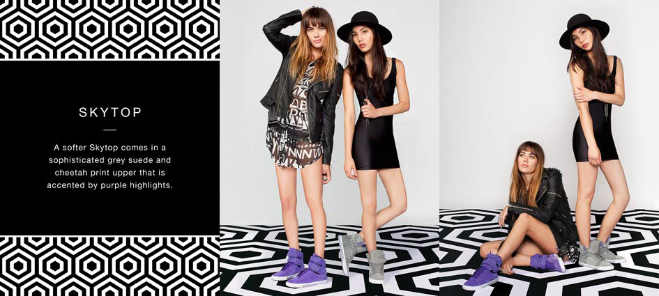 Supra Women's Footwear Fall 2012 Lookbook (5)