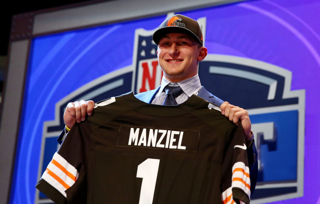 Analyzing the Signature Potential of Johnny Football and Nike's Other Rookie Quarterback Signings
