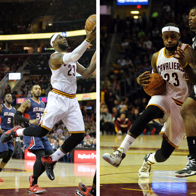 #SoleWatch NBA Power Ranking for December 21: LeBron James