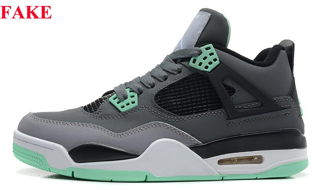 Jordan Shoes Green Glow