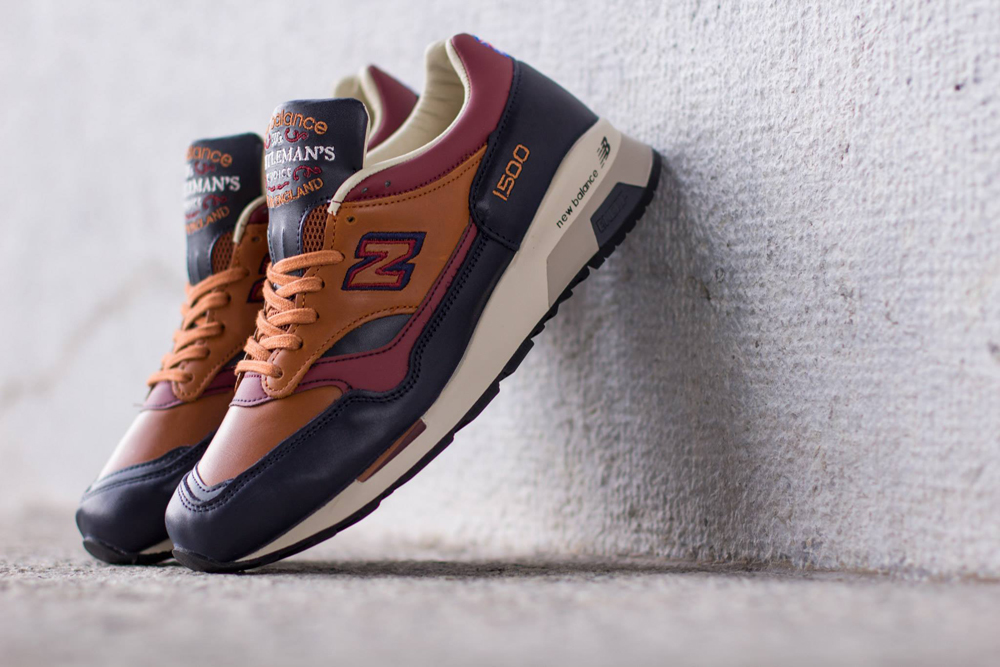 huge selection of 13e10 aecc2 Another New Balance 1500 for the Gentlemen | Sole Collector