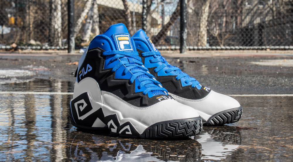 Fila Is Set to Bring Back the Mashburn 1 | Sole Collector