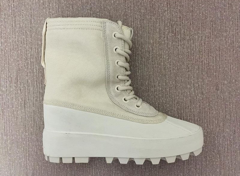 67fffa103 The Four Fall Colorways of Kanye West s adidas Yeezy 950 Boot