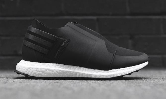 Adidas Y3 X Ray Zip Up Profile