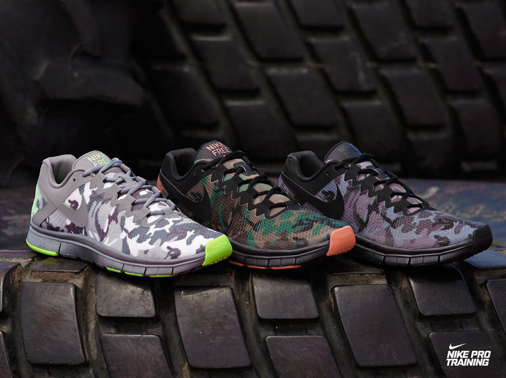 Nike Free Trainer 3.0 - Camo Pack