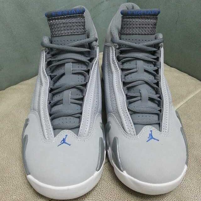 timeless design c80bd f4116 Air Jordan XIV 14 Sport Blue Release Date 487471-004 (2)