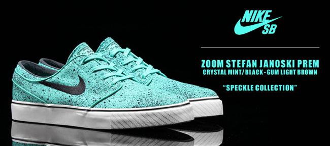 Nike Sb Stefan Janoski Mint N Chip Sole Collector